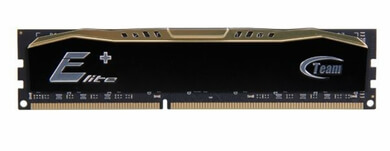 RAM Team Elite 8GB 240-Pin DDR3SDRAM 1600MHz